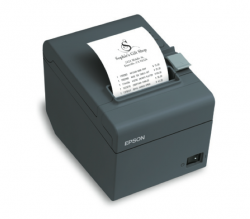 Imprimante ticket thermique Epson TM-T 20 II Noir USB-RS232
